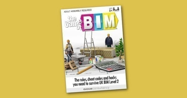 NOW AVAILABLE! THE GAME OF BIM E-BOOK!