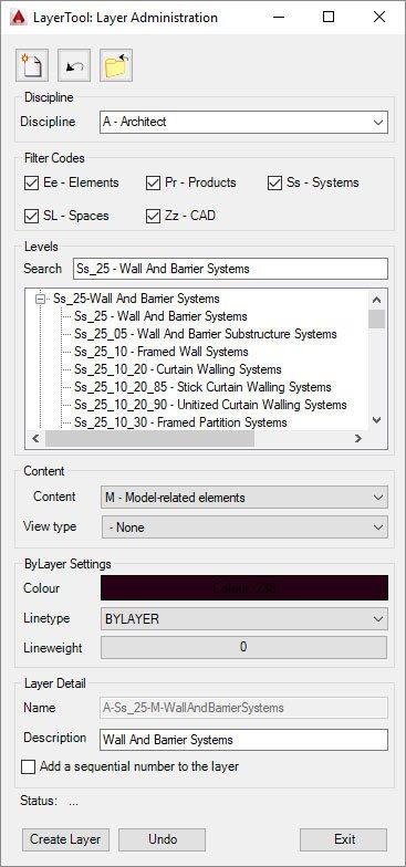 Evolve Layer tool