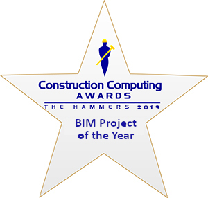 Evolve Consultancy wins BIM Project of the Year 2019