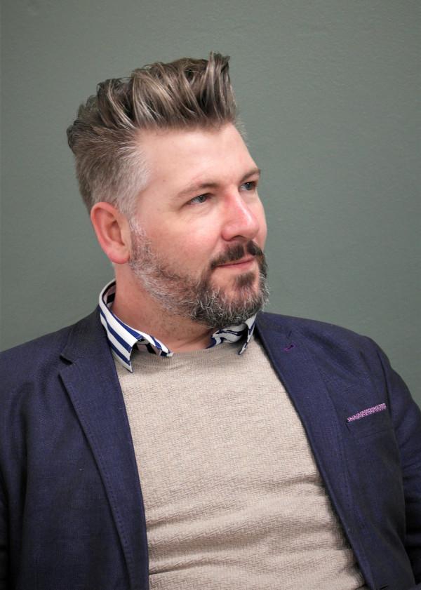 Daniel Heselwood, Director of Evolve Consultancy